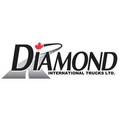 diamond international trucks truck rental 17020 118. Black Bedroom Furniture Sets. Home Design Ideas