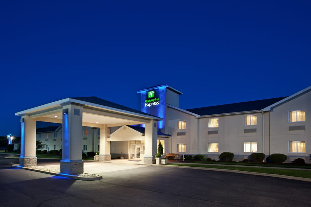 Holiday Inn Express Cleveland-Vermilion: 2417 State Route 60, Vermilion, OH