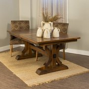 Live Edge Table Photo Of Deutsch Amish Furniture   Rochester, MN, United  States. Barstow Table