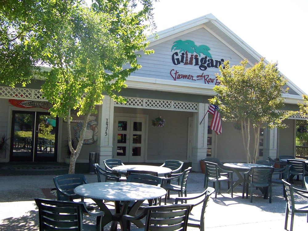 Gilligan S Seafood Restaurant Mount Pleasant Sc