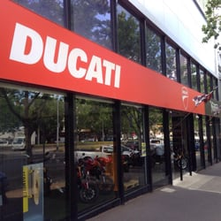 Ducati City Melbourne Phone Number