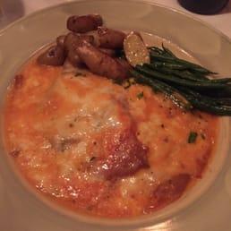Il Portico Ristorante & Bar - Tappan, NY, United States. Veal, chicken parm,