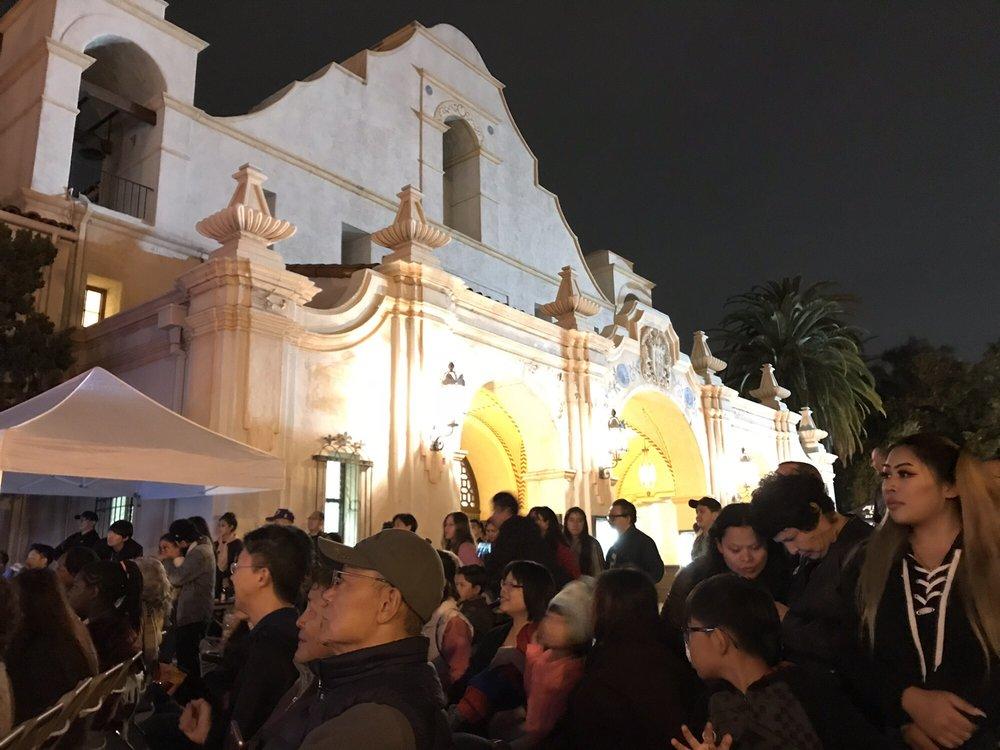 San Gabriel Lunar New Year Festival: 323 S Mission Dr, San Gabriel, CA