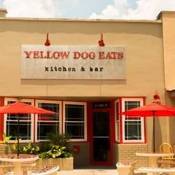 Yellow Dog Eats New Smyrna Fl