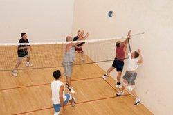 Coliseum Racquet Club: 8715 Telegraph Rd, Taylor, MI