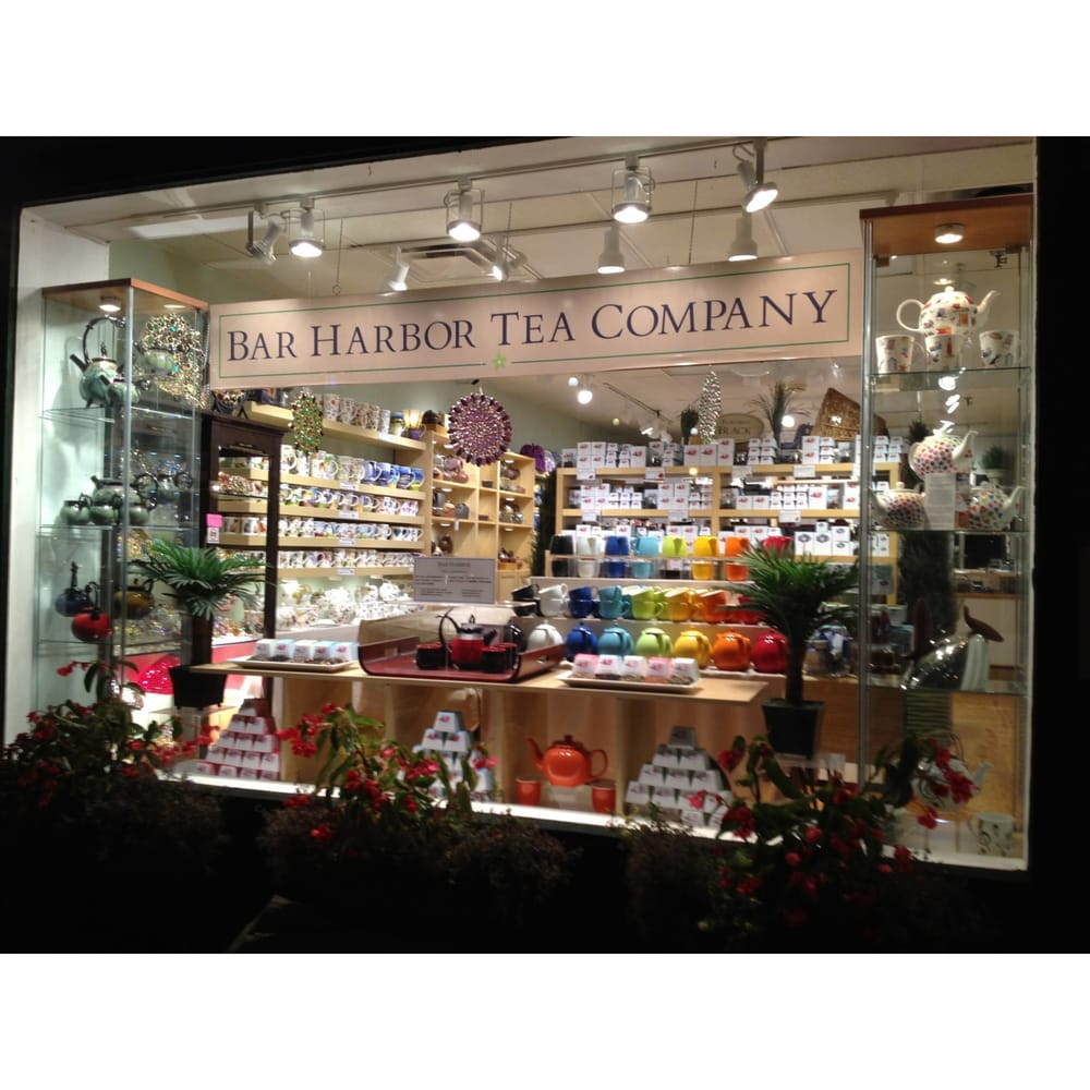 Bar harbor tea company 20 reviews tea rooms 150 main for Food bar harbor