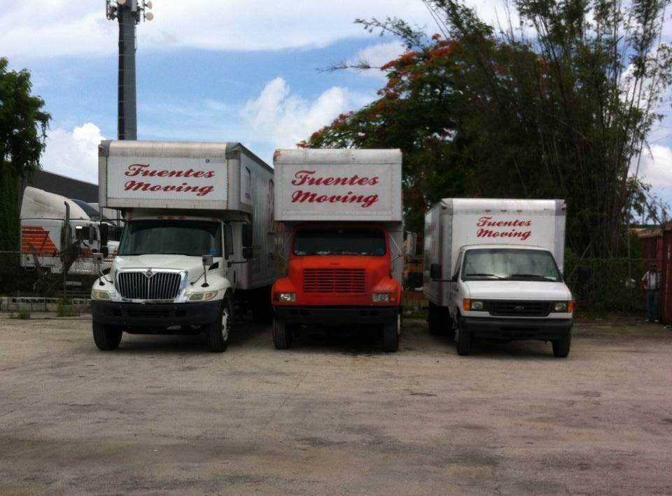Fuentes Moving Miami Movers