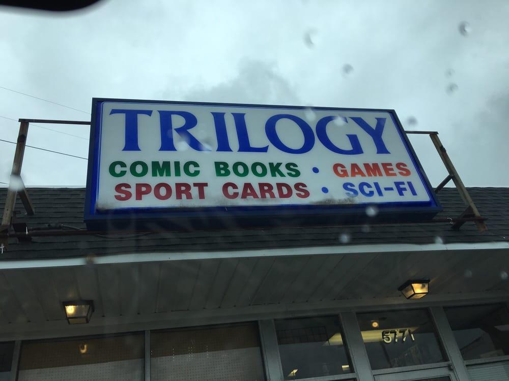 Trilogy Comics Virginia Beach