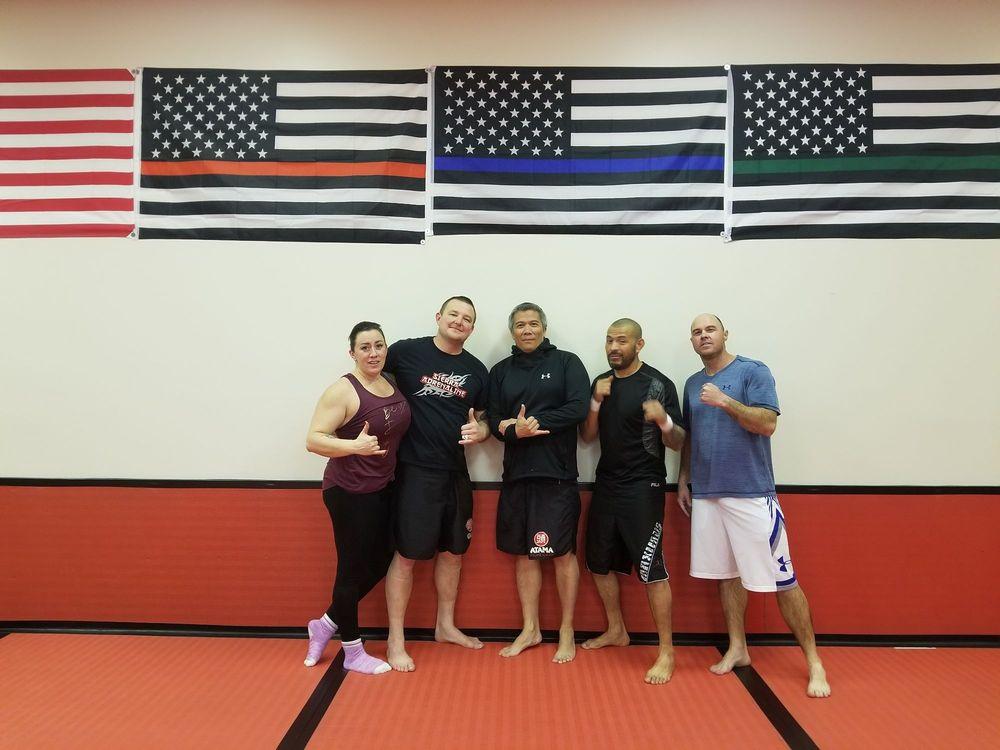 Adrenaline Training Center
