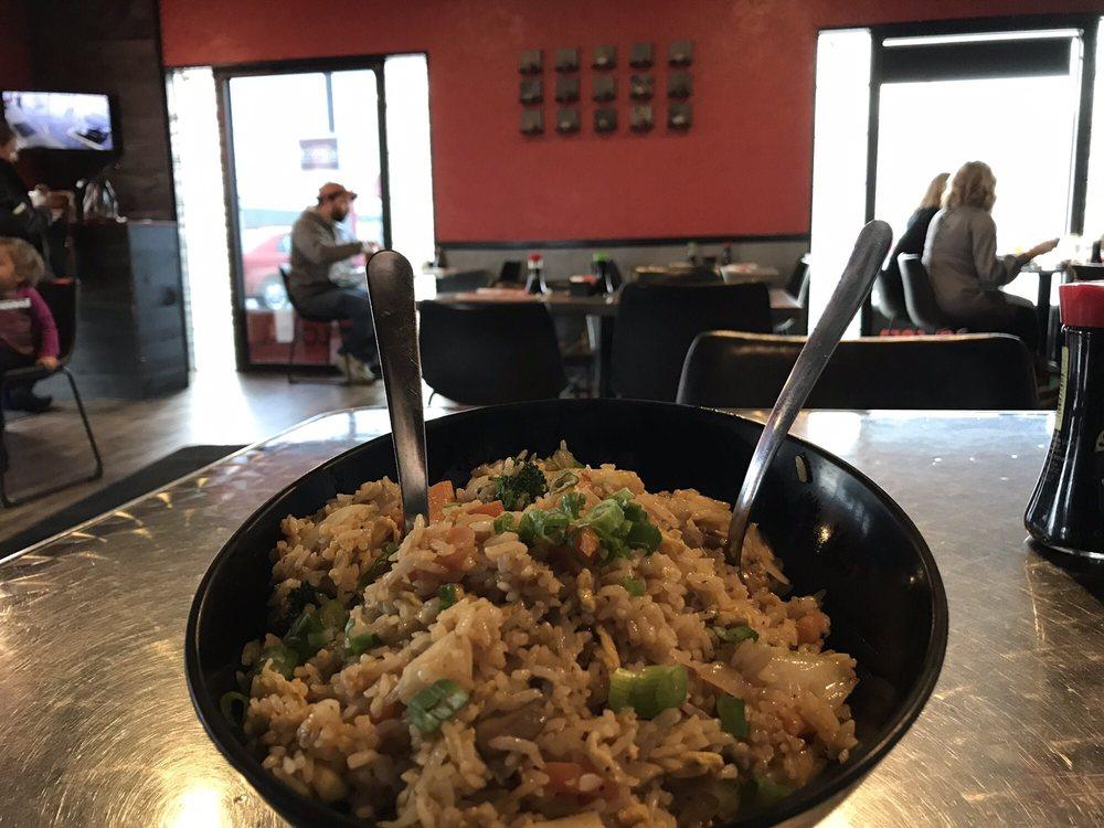 Kanpai Sushi & Asian Bistro: 4593 Washington Ave, Evansville, IN