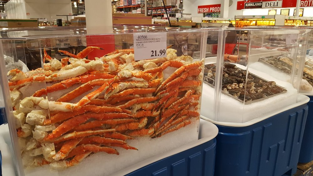Crab Legs - Yelp