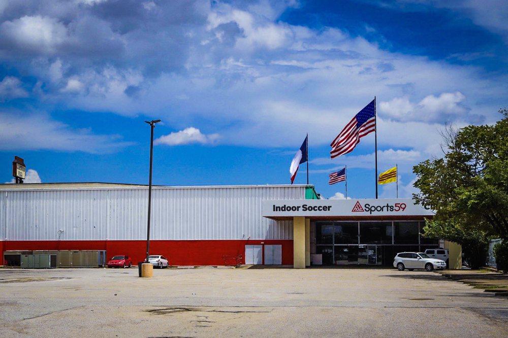 Sports59: 7115 Clarewood Dr, Houston, TX