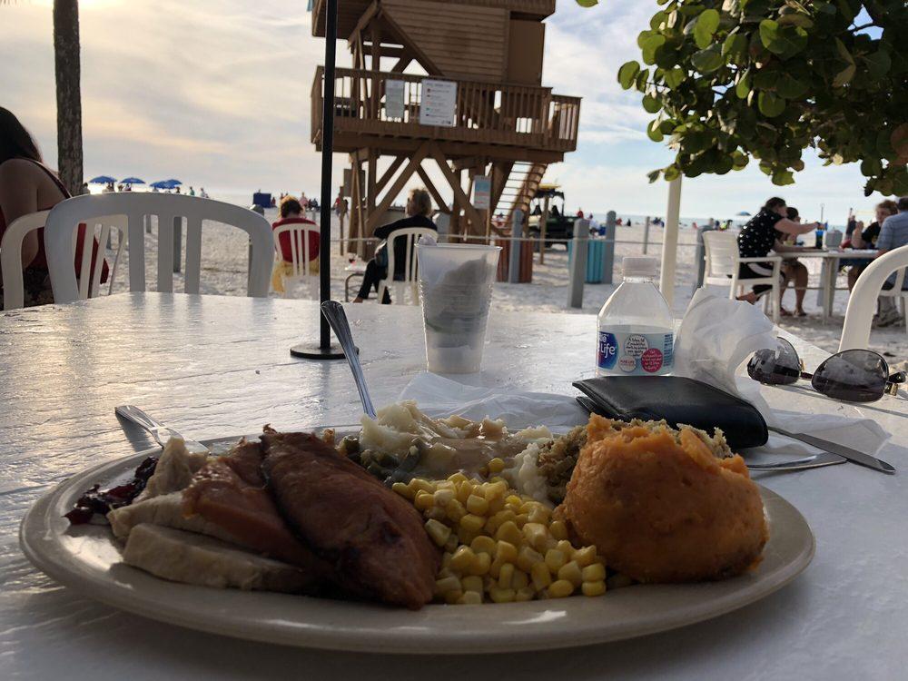 Anna Maria Island Beach Cafe: 4000 Gulf Dr, Holmes Beach, FL