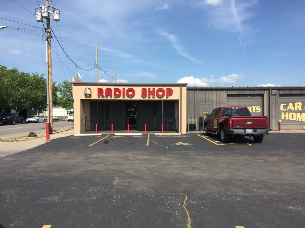 The Radio Shop: 1211 E 1st St N, Wichita, KS