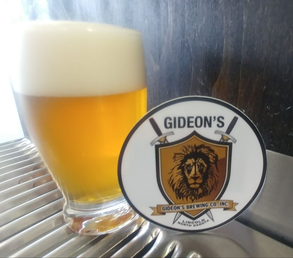 Gideon's Brewing: 107 N 5th St, Bismarck, ND