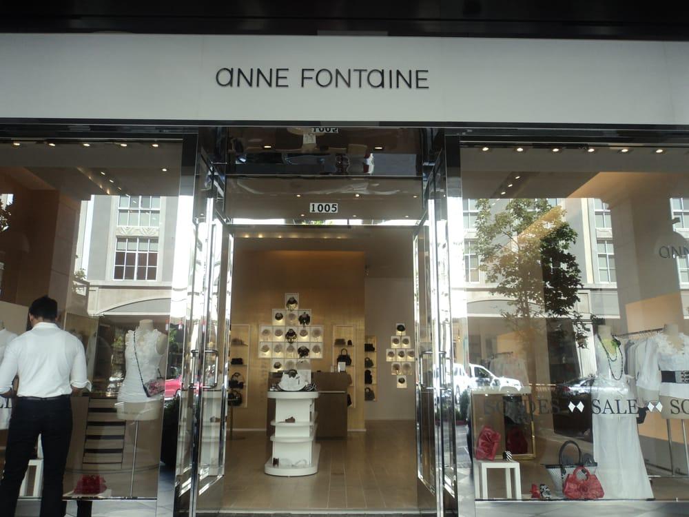 Anne fontaine ferm v tements pour femmes 334 for La fenetre san jose
