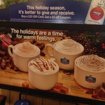 Ihop holiday