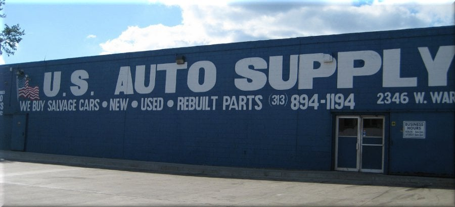 U S Auto Supply Salvage