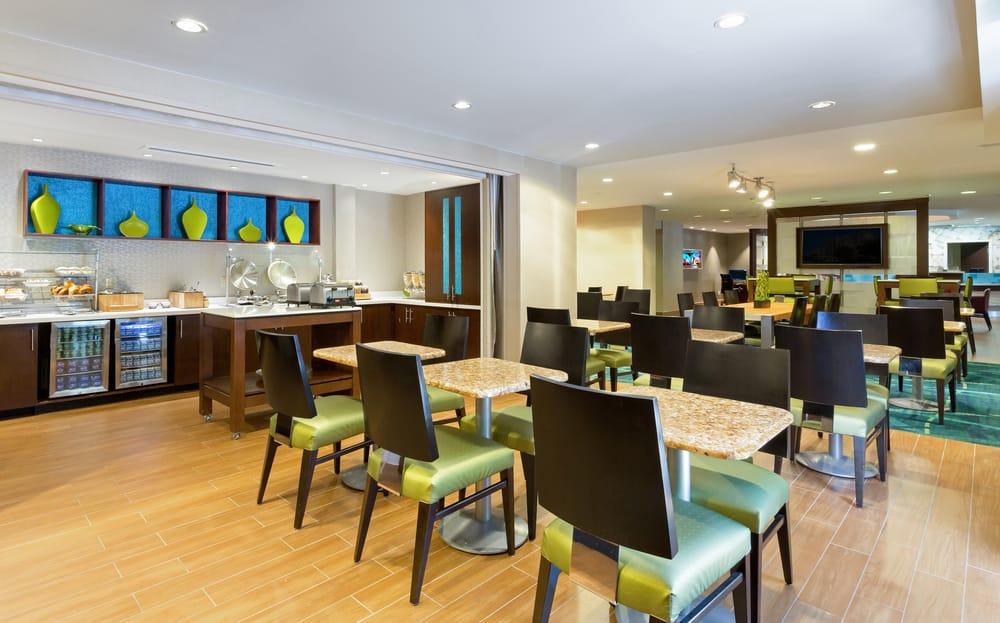 Restaurants Near Springhill Suites Austin South