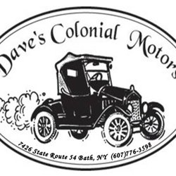 Dave's Colonial Motors - Request a Quote - Auto Repair - 7426 State
