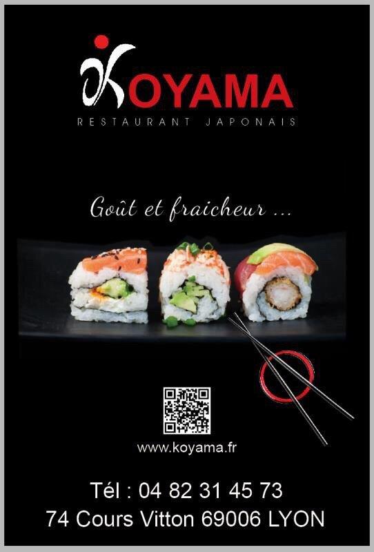 Restaurant Koyama  Lyon