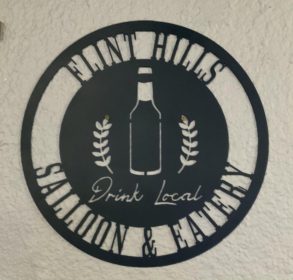 Flint Hills Saloon & Eatery: 410 E Main St, Council Grove, KS