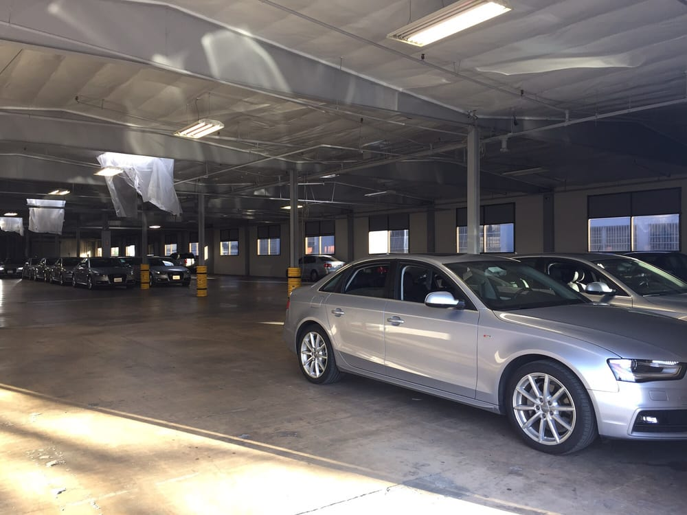 Silvercar Los Angeles >> So many silver A4s! - Yelp