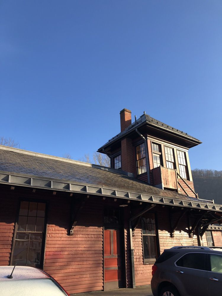 Harpers Ferry Train Station: 118-198 Potomac St, Harpers Ferry, WV