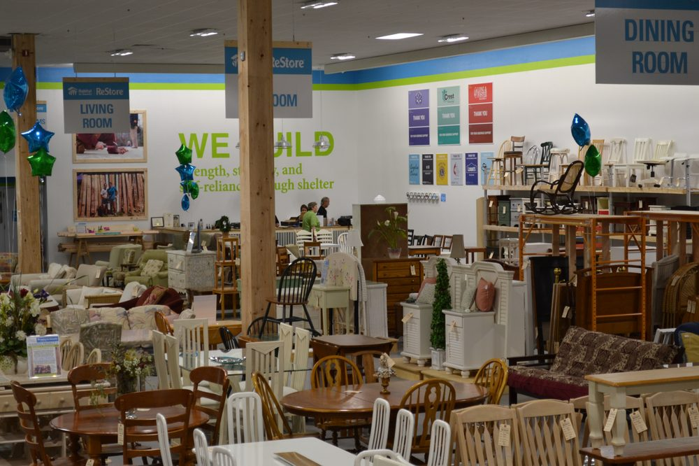 Habitat ReStore Cape May: 20 Court House South Dennis Rd, Cape May Courthouse, NJ