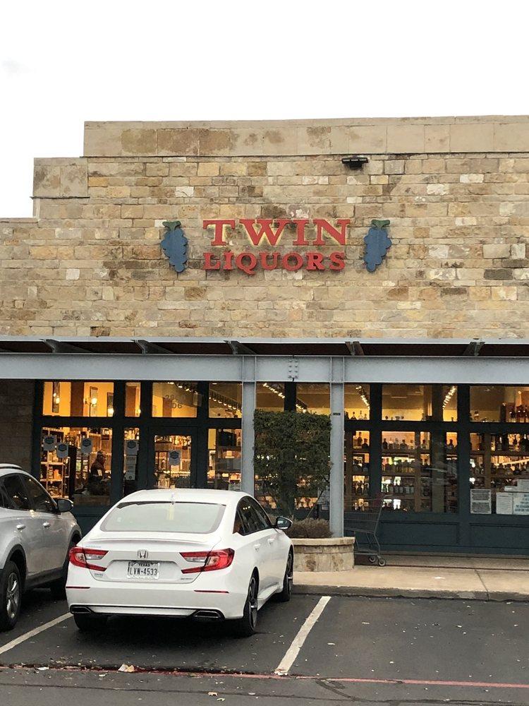 Twin Liquors: 2800 E Whitestone Blvd, Cedar Park, TX
