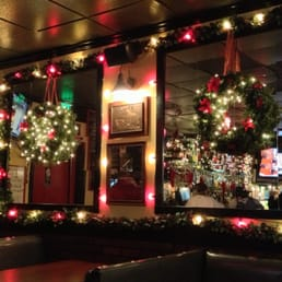 photo of chelan cafe seattle wa united states christmas lights are up - Year Round Christmas Lights
