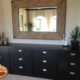 Custom Bathroom Vanities Phoenix Az chris's custom cabinets - get quote - cabinetry - 952 w melinda ln