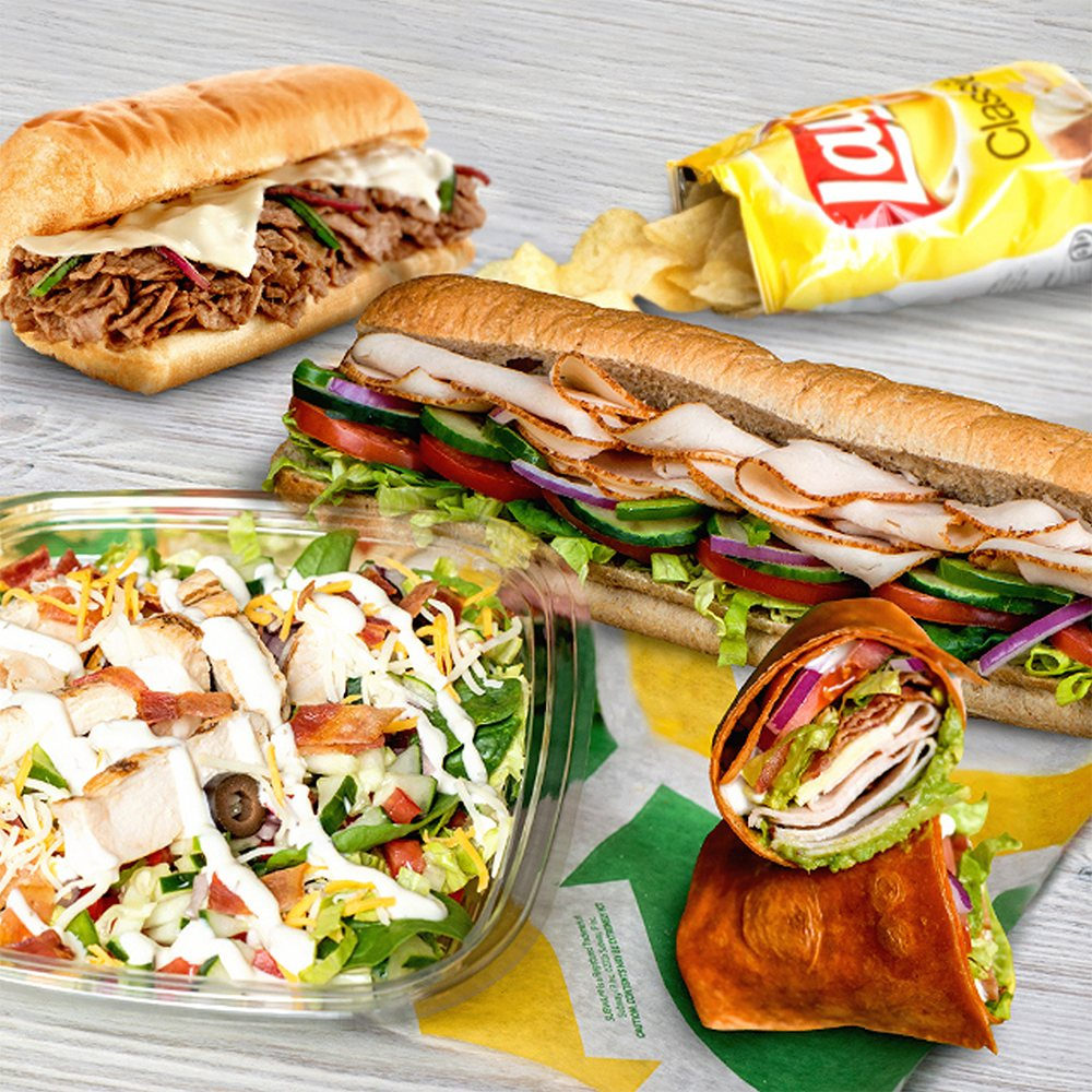 Subway: 202 Hwy 42 E, Bedford, KY
