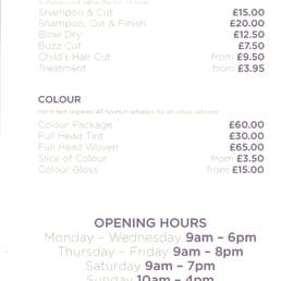 Regis hair salon birmingham road dudley west - Regis salon birmingham ...