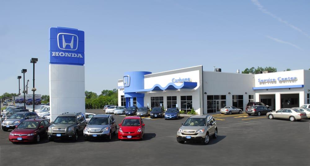 Carbone honda car dealers 5009 commercial dr for Honda dealer ny