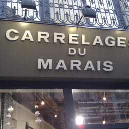 Carrelages du marais furniture stores 88 rue for Carrelage du marais