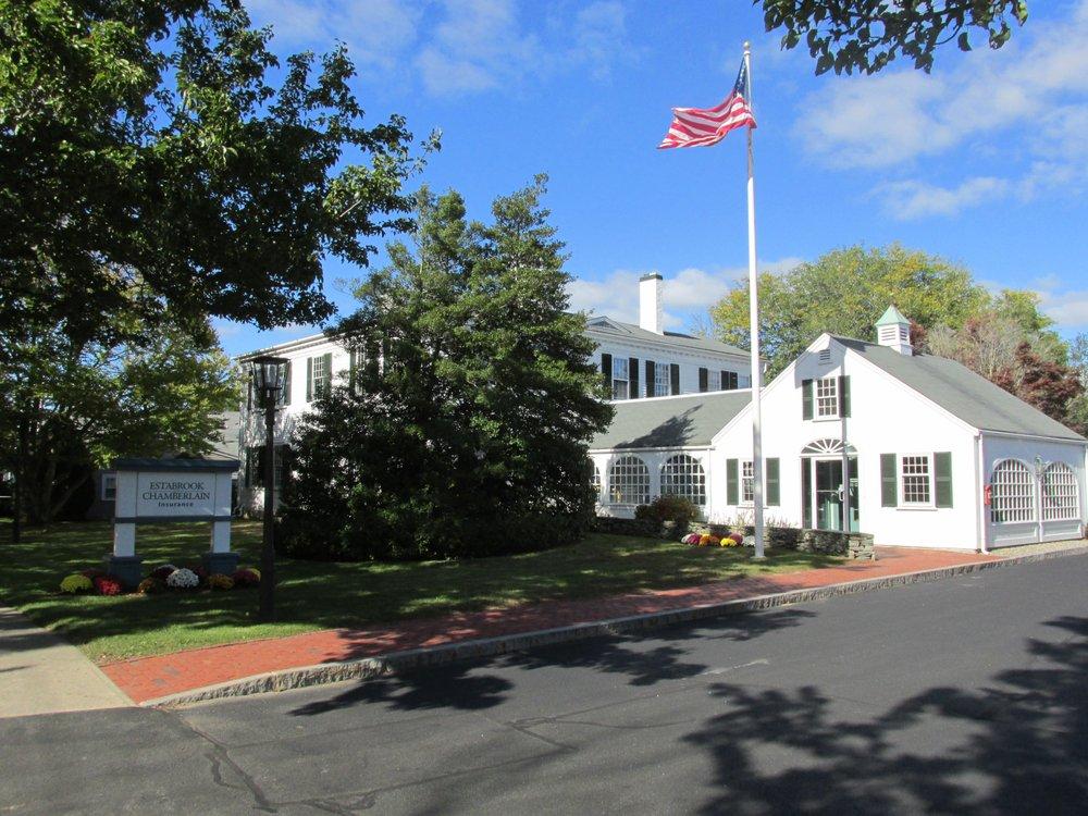 Estabrook & Chamberlain Insurance Agency: 45 Main St, Bridgewater, MA