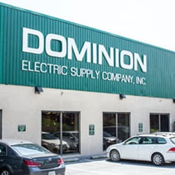 Dominion Electric Supply Lighting Fixtures Equipment