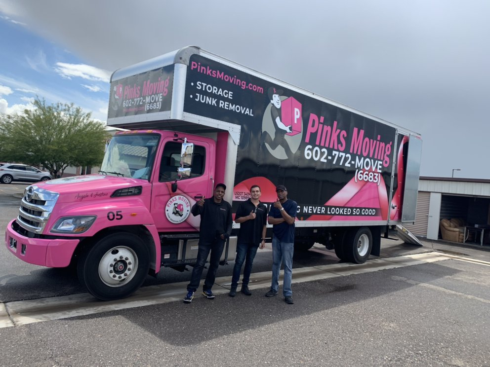 Pink's Moving & Storage