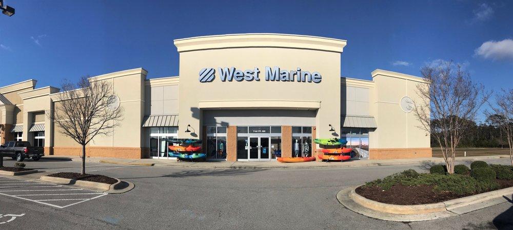 West Marine: 5160 US Hwy 70 W, Morehead City, NC