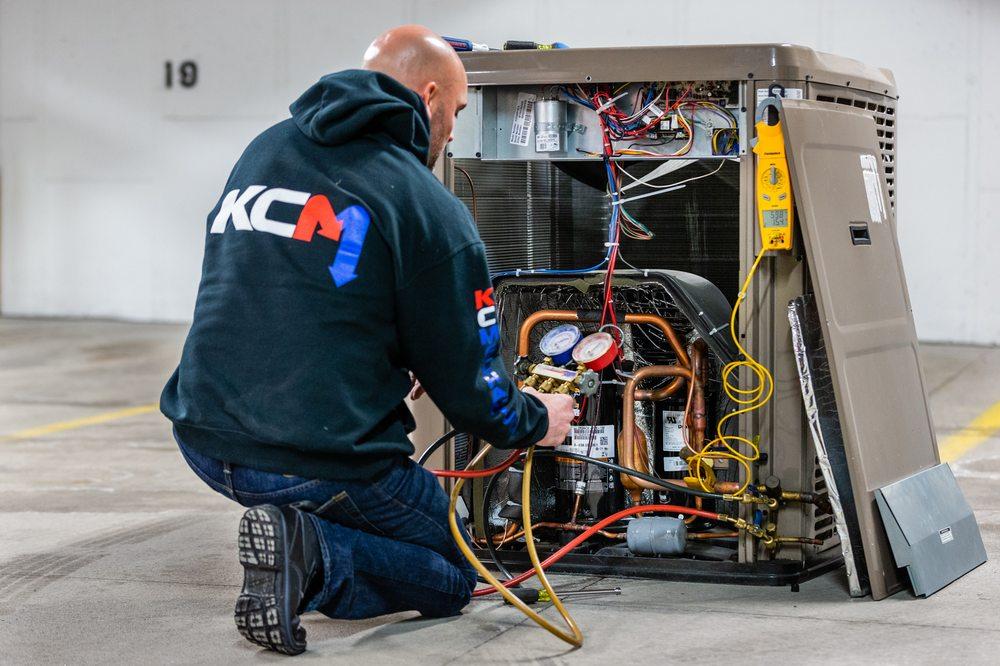 KC Mechanical Service: 13330 California St, Omaha, NE