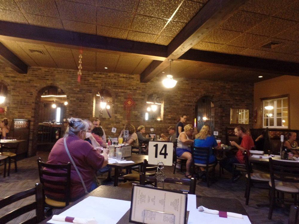 Golden Dragon Chinese Restaurant: 215 S Suffolk St, Ironwood, MI