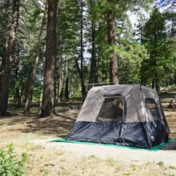 Photo of Deerhead C&ground - Cloudcroft NM United States. There are tent pads : tent pads - memphite.com