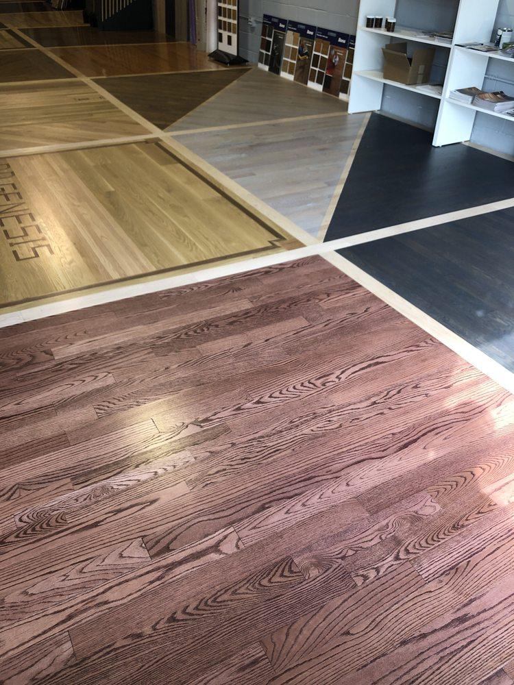 DB Genesis Hardwood Flooring