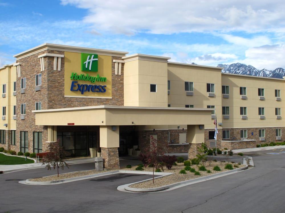 Holiday Inn Express Salt Lake City South-Midvale - Midvale