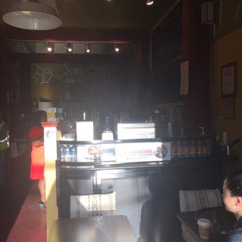 Montse S Cafe Oakland Menu