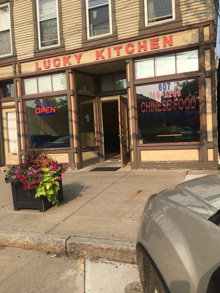 Lucky Kitchen Homer: 15 S Main St, Homer, NY
