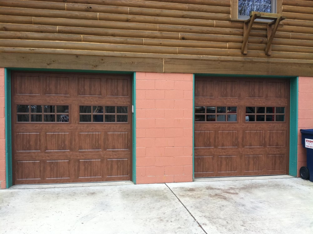 Gerald Giel Garage Doors Garage Door Services 700 Pittsburgh Rd