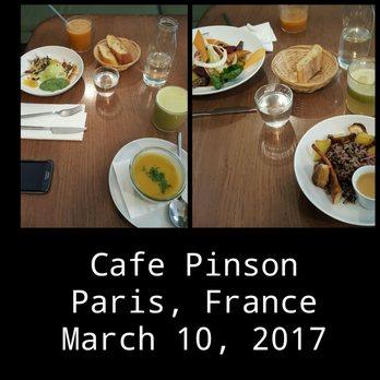 Caf Ef Bf Bd Pinson Rue Du Forez