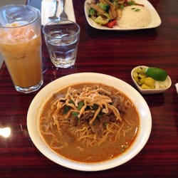 Menu – Aiyara Thai Cafe
